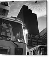 Denver Fire Fdny Tower Canvas Print