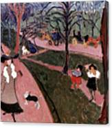 Derain: Hyde Park Canvas Print