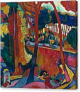 Derain: Lestaque, Canvas Print