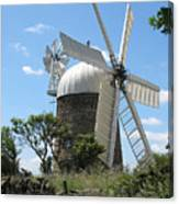 Derbyshire Windmill Canvas Print