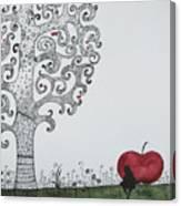Derevo Canvas Print
