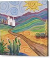 Desert Dreams Canvas Print
