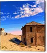 Desert Dreamscape 2 Canvas Print