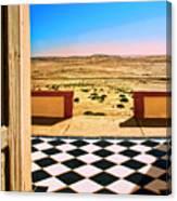 Desert Dreamscape Canvas Print