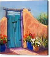 Desert Gate Canvas Print