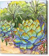 Desert Gifts Canvas Print