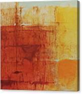 Desert   High Noon Canvas Print