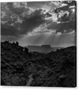 Desert Light Canvas Print