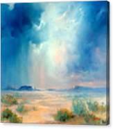 Desert Storm Canvas Print