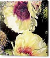 Desert Sundancers Canvas Print