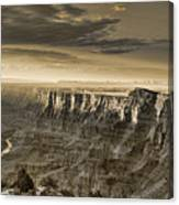 Desert View - Anselized Canvas Print