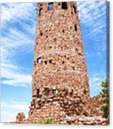Desert View Tower, Grand Canyon Canvas Print