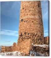 Desert View Watchtower Canvas Print