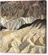 Desert Waves Canvas Print
