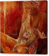 Deshabille 569002 Canvas Print
