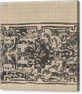 Design For A Binding For Charivaria, Carel Adolph Lion Cachet, 1874 - 1945 Canvas Print