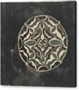 Design For A Brooch , Carel Adolph Lion Cachet, 1874 - 1945 Canvas Print