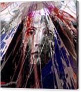 Despair Canvas Print