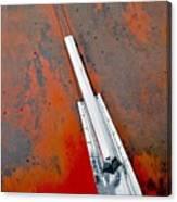 Deterioration Canvas Print