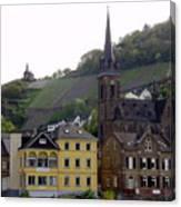 Deutsche Spire Canvas Print