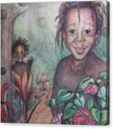 Deven's World Canvas Print