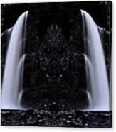 Devil Falls Canvas Print