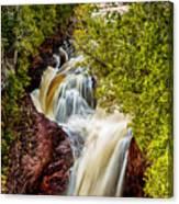 Devil's Kettle Falls Canvas Print