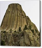 Devils Tower 6 Canvas Print