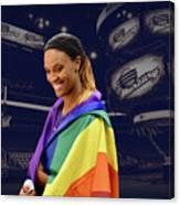 Dewanna Bonner Lgbt Pride 5 Canvas Print