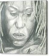 DHQ Canvas Print