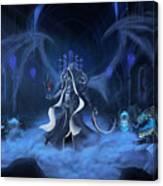 Diablo IIi Reaper Of Souls Canvas Print