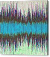 11043 Diamond Dogs By David Bowie V2 Canvas Print
