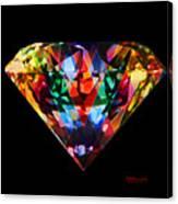 Diamonds Everywhere Canvas Print