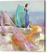 Diaphanous Canvas Print