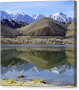 Diaz Lake Canvas Print