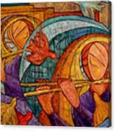 Die Zauberflote Canvas Print