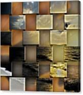 Different Shores  Canvas Print
