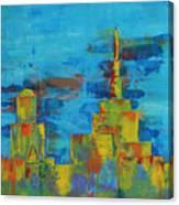Differentiation Canvas Print
