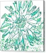 Digital Drawing 3 Canvas Print