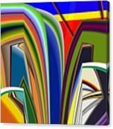 Digital Ears Canvas Print