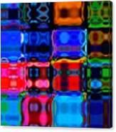 Digital Quilt Canvas Print