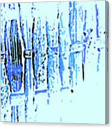 Digital Weave Canvas Print