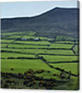 Dingle Peninsula Panorama Ireland Canvas Print