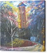 Dingle Tower Canvas Print
