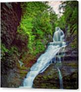 Dingmans Falls Canvas Print