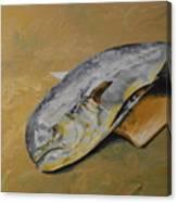 Dinner-still Life Canvas Print
