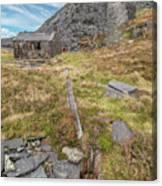 Dinorwic Quarry Ruins Canvas Print