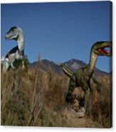 Dinosaur 10 Canvas Print