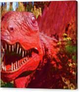 Dinosaurs 8 Canvas Print