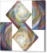 Dipole Canvas Print